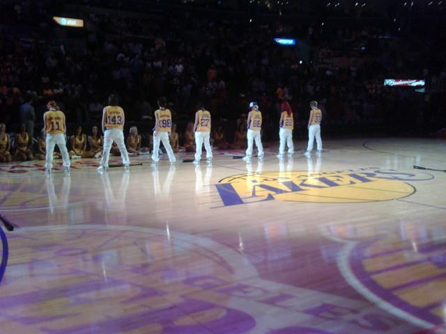 Beat Freaks x Lakers 3