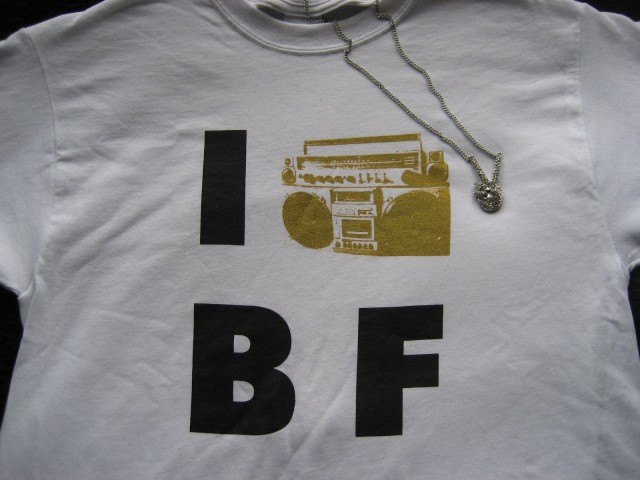 Beat Freaks Boombox Shirt Giveaway