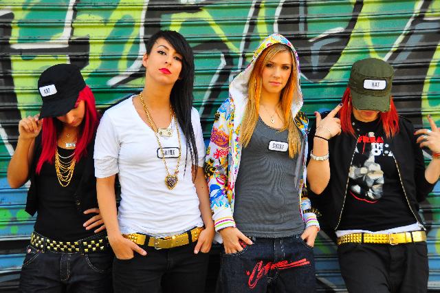 Beat Freaks in Generic Clothing