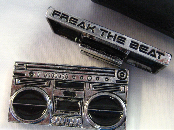 Beat Freaks Ghettoblaster Shoeture King