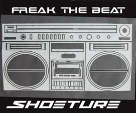 Beat Freaks Custom Shoeture Buckle