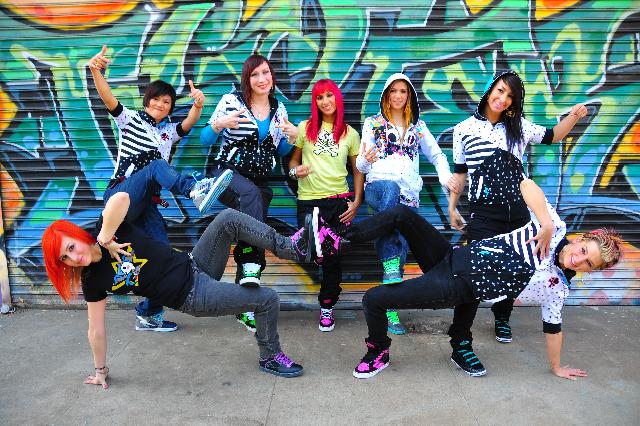 Beat Freaks wearing Tokidoki (Photo by Cole Walliser)