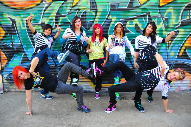 Beat Freaks wearing Tokidoki (Photo by Cole Walliser)