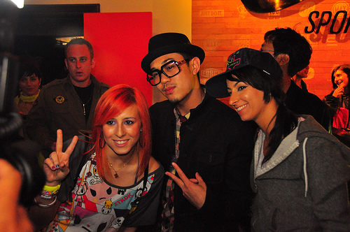 Bgirl Shorty in Tokidoki with Kid Rainen and Lindsey at BGirl The Movie Screening