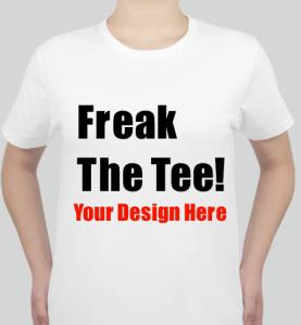 Freak The Tee Contest
