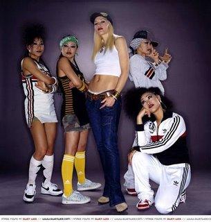 Gwen Stefani Harajuku Girls