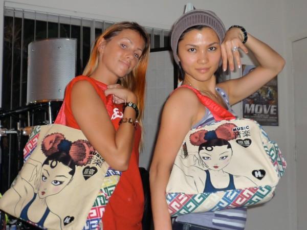 harajuku music bags rinomaryss
