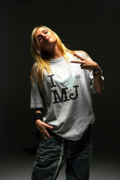 I Glove MJ shirt Maryss