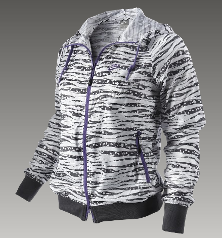 Nike Lightweight Aqua Women's Jacket Renegade Rockers