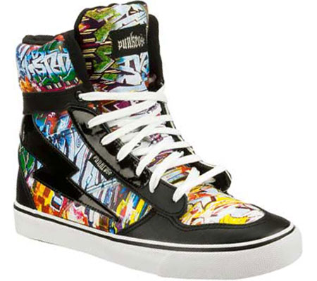 punkrose high tops
