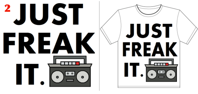 Freak The Tee 2