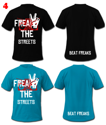Freak The Tee 4