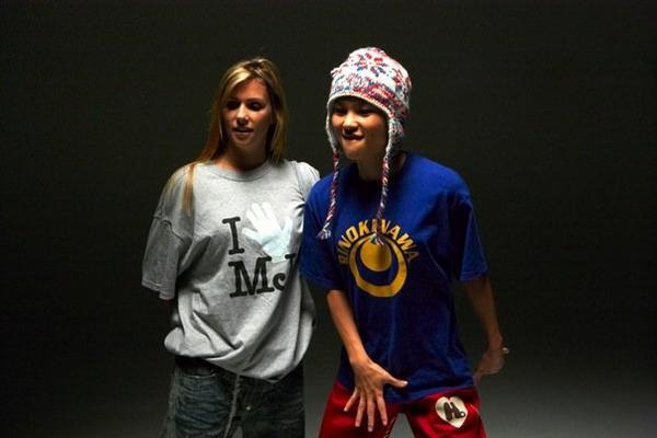 I Glove MJ Rino and Maryss