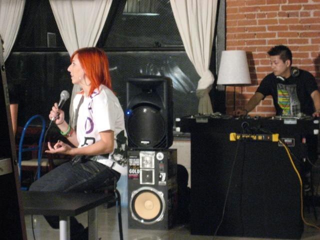 Bgirl Shorty on FRA Live