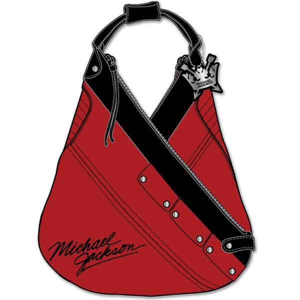 Michael Jackson Thriller Bag
