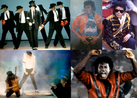 Michael Jackson Fashion