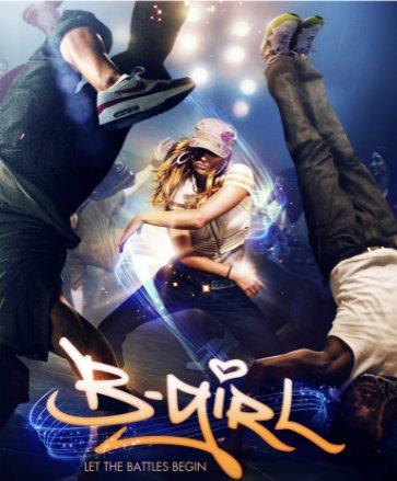 B-girl Movie poster