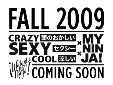 My Ninja Fall 2009